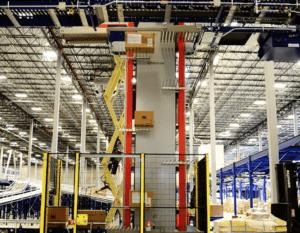 自動倉儲輸送系統-四代機