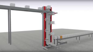 自動倉儲-第四代垂直搬運