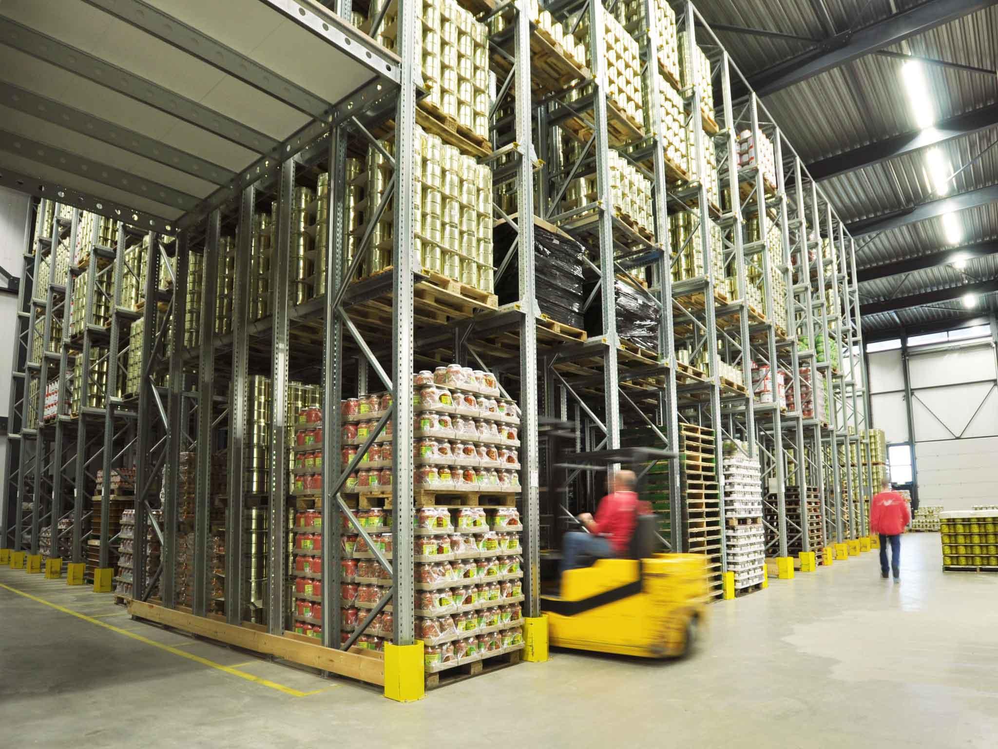 可供參考的倉儲管理制度