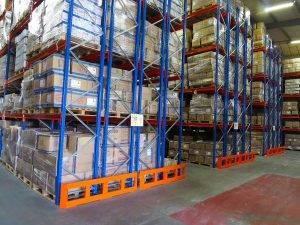 通過庫位規劃提高倉儲作業效率