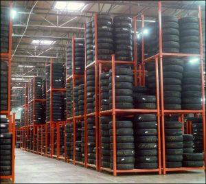 貨架規劃讓倉儲作業效率提升40%以上