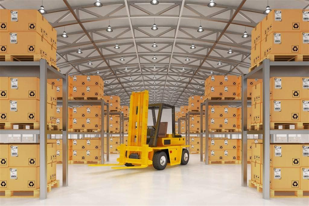 物流中心的幾種類型以及與倉庫的異同