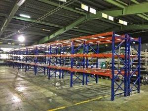 重型貨架:一般標配/棧板貨架