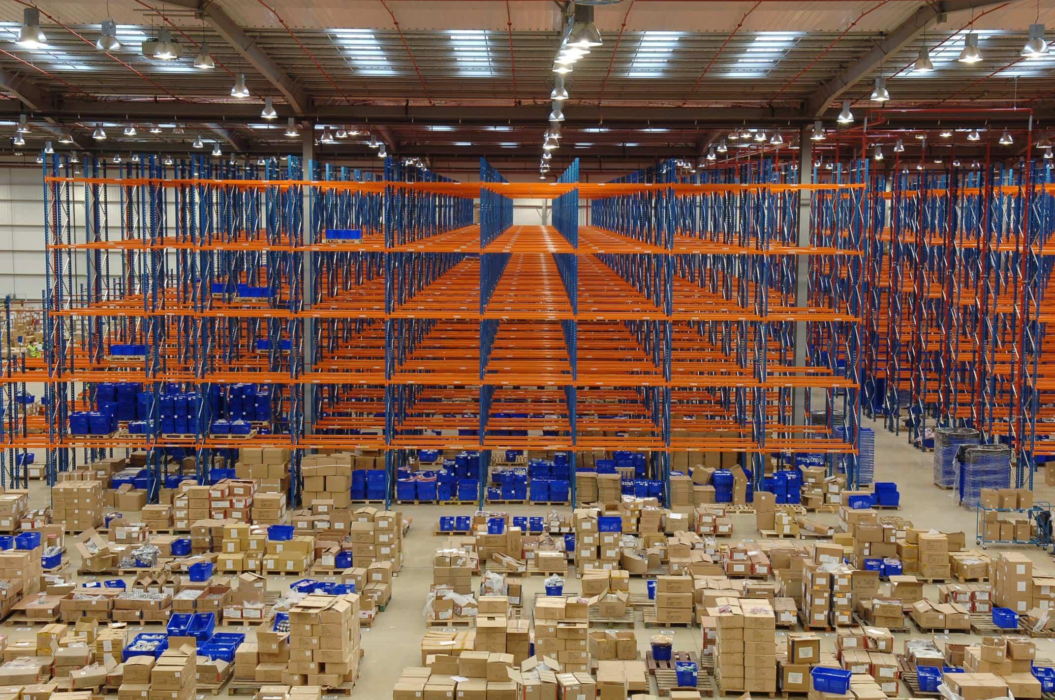 【物流案例】亞馬遜:十大物流技術玩轉物流大數據